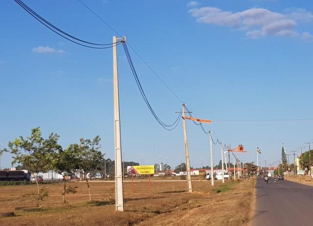 Energisa amplia capacidade da Subestação de Jaru para dar mais qualidade ao fornecimento de energia - Gente de Opinião