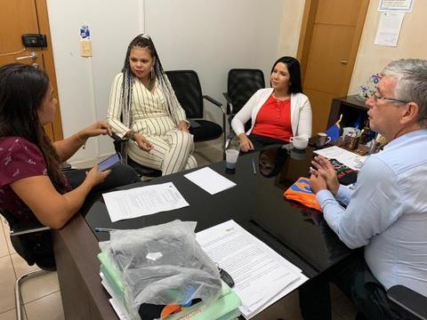 Vereadora Cristiane Lopes vota favorável à Gerência do Projeto Família Acolhedora
