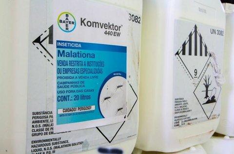 Municípios de Rondônia recebem pulverização para combater mosquito transmissor da dengue