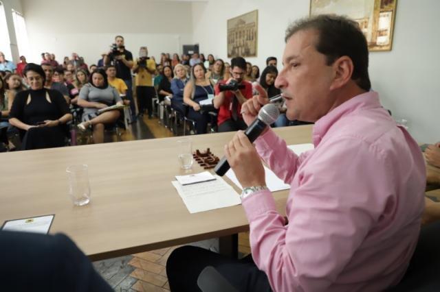 Hildon Chaves apresenta nova gestão do transporte escolar da Zona Rural - Gente de Opinião