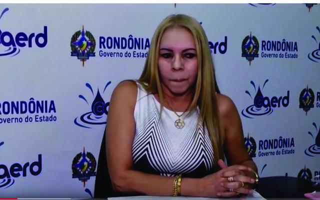 Juiz determina o bloqueio de mais de 667 mil reais da ex presidente da Caerd - Gente de Opinião