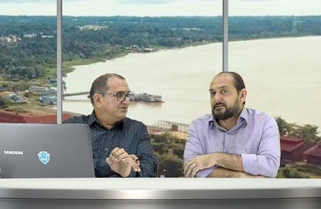 Presidente Laerte Gomes anuncia contratação de 40 concursados e reforma administrativa - Gente de Opinião