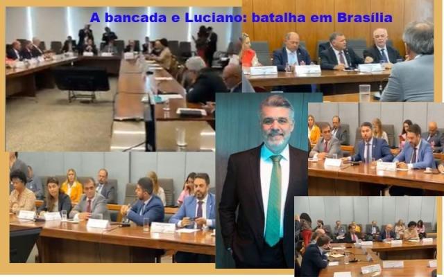Rondonienses pressionam Bolsonaro para apressar transposição + Teixeirão: reconhecimento nacional - Gente de Opinião