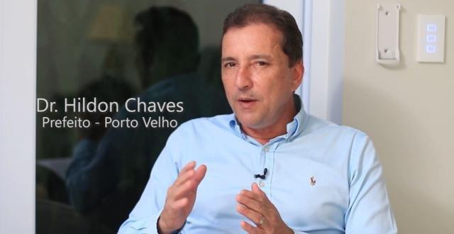 Prefeito Hildon Chaves - Gente de Opinião