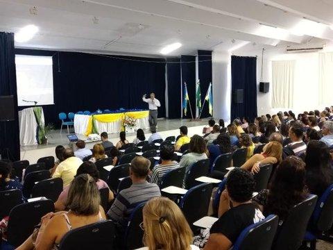 Prefeitura de Presidente Médici realiza evento de educação inovadora com apoio do Sebrae