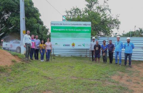 UHE Jirau entrega postos de saúde, veículos e melhorias sanitárias para SESAI atender à terra indígena kaxarari
