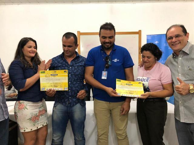 Sebrae entrega certificados para professores - Gente de Opinião