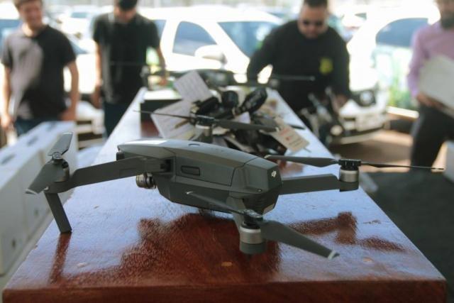 20 drones foram adquiridos pelo Governo de Rondônia. - Gente de Opinião