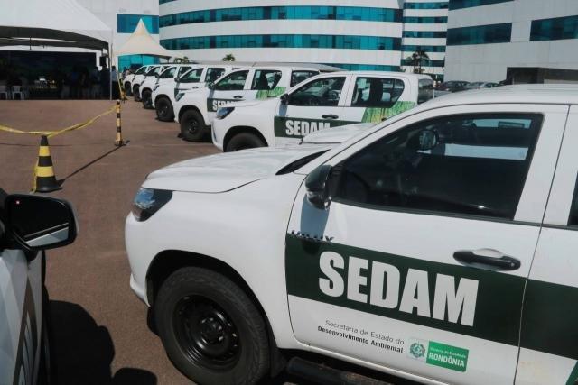 22 veículos foram entregues para os escritórios regionais - Gente de Opinião