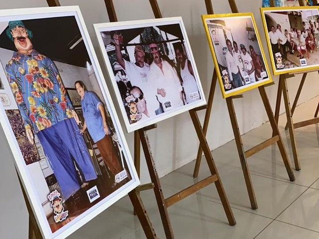 Exposição fotográfica dos 40 anos da Banda + Lenha na Fogueira - Gente de Opinião