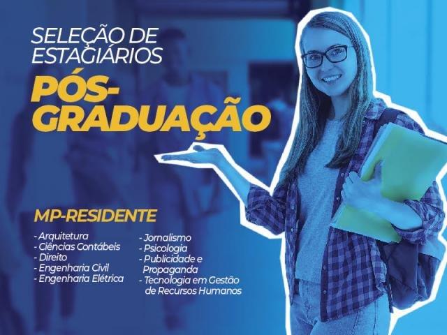 Ministério Público de Rondônia abre processo de seleção para estagiários de nível superior Pós Graduação - Gente de Opinião