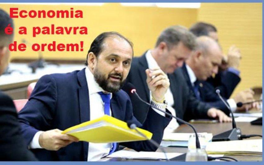 Publicidade na mira do MP e do Gaeco + Mudanças na Assembleia ampliam transparência + Fake foi tentativa de derrubar secretário