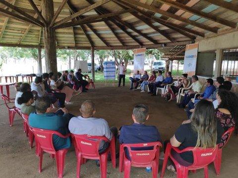 Sexto encontro de liderança define prioridades regionais