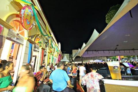 Mercado Cultural terá cinco eventos em três dias de folia