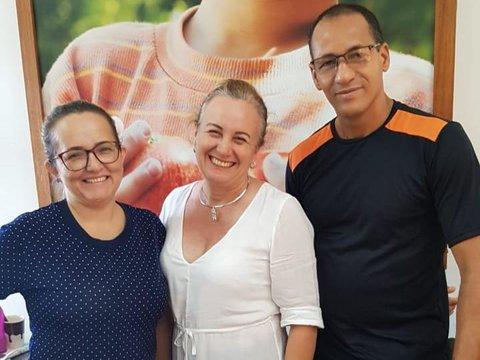 Parceria entre Semas e Igreja Metodista Wesleyana garantirá atividades esportivas para jovens do Beira Rio em Rolim de Moura