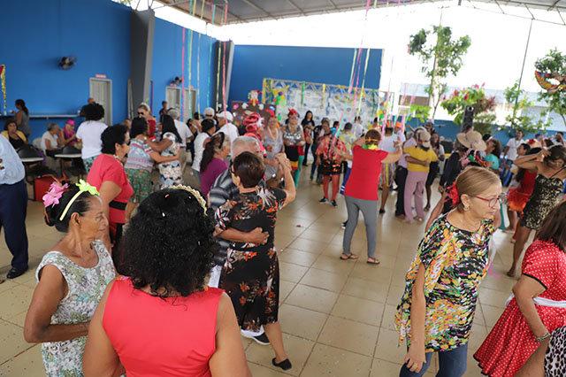 Centro de Convivência realiza carnaval para mais de 300 idosos em Porto Velho - Gente de Opinião