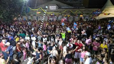 Por mais um ano, criançada se divertiu no Curumim Folia em Porto Velho