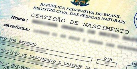O direito de ter o nome do pai nos documentos