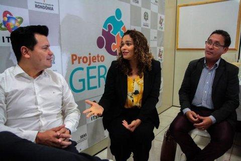 Parceria com o governo garante capacitação ao mercado de trabalho e ao empreendedorismo para jovens das Zonas Leste e Norte de Porto Velho