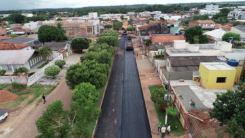 Prefeitura faz balanço de obras de infraestrutura urbana e rural em Cacoal