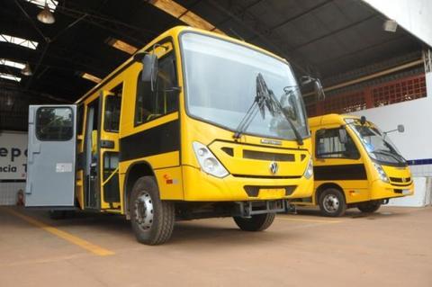 Prefeitura de Porto Velho lança processo seletivo para contratar motoristas de ônibus escolares