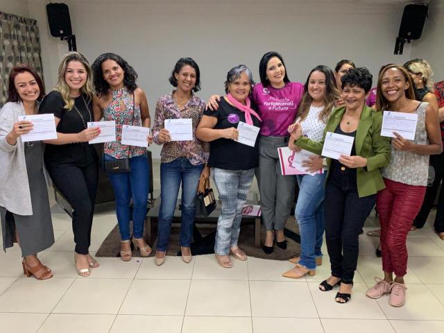 Vereadora Cristiane Lopes destaca apoio entre mulheres durante evento Fortalecendo o Futuro - Gente de Opinião