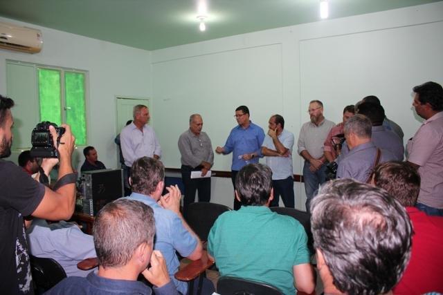 Adelino Follador teve participação efetiva para a nova pauta de bovinos da Sefin - Gente de Opinião