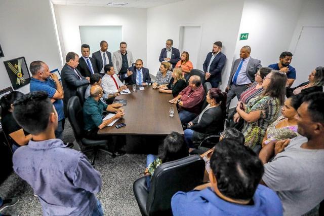 Sindicatos da área da saúde relatam defasagem salarial e cobram novo PCCR em reunião com os deputados estaduais - Gente de Opinião