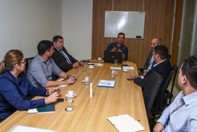 Coronel Meireles explica detalhes técnicos dos projetos de aeroportos em Rondônia - Gente de Opinião