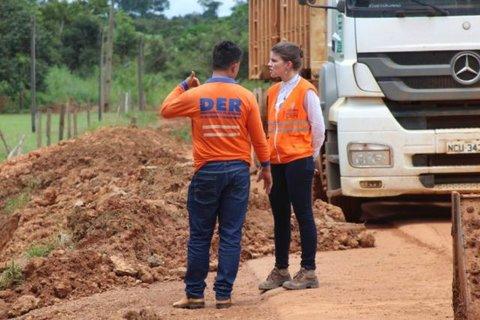 Engenheira Eliza Elis Henz é a primeira mulher de Rondônia a conquistar cargo de chefia na Residência Regional da capital