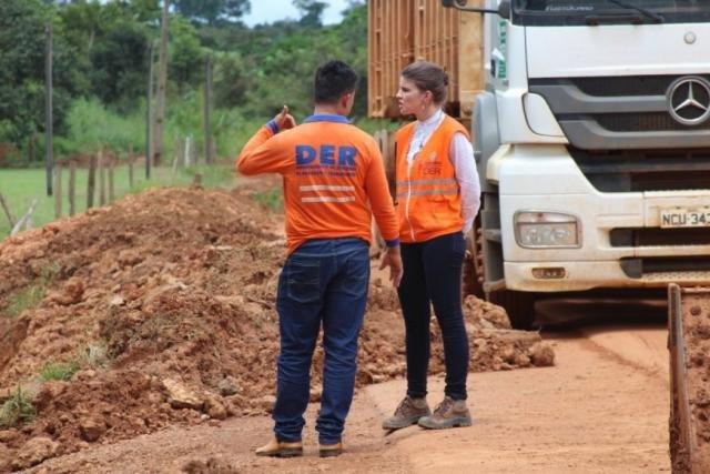 Final de fevereiro, Eliza foi convidada pelo diretor-geral do DER, coronel Erasmo Meireles e Sá, para assumir a chefia da residência regional da Capital - Gente de Opinião