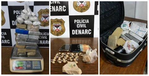 DENARC deflagra operação Norte visando cumprir 13 mandados de prisão em Porto Velho