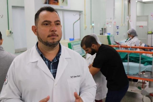 Gilmar Meirelles Nogueira que é coordenador estadual do serviço de nefrologia na Central de Diálise do Estado lembra que é preciso focar na prevenção - Gente de Opinião