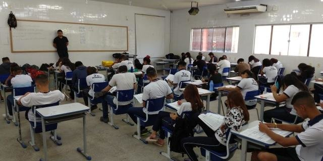As aulas na rede estadual de educação serão suspensas por 15 dias, a partir desta terça-feira (17) - Gente de Opinião
