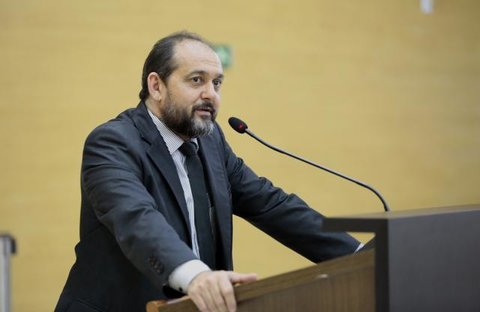 Presidente Laerte Gomes faz alerta sobre riscos e defende medidas duras contra o Coronavírus