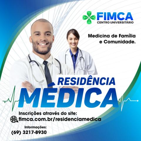 Programa de Residência Médica em Medicina de família e comunidade - Gente de Opinião