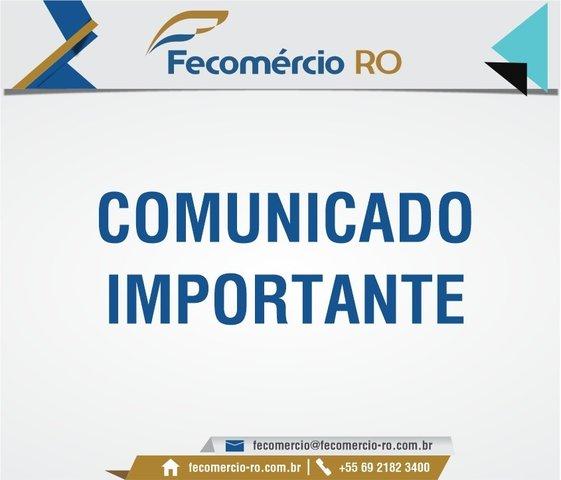Fecomércio orienta comerciantes sobre determinação do Procon/RO para venda limitada de álcool e máscaras - Gente de Opinião