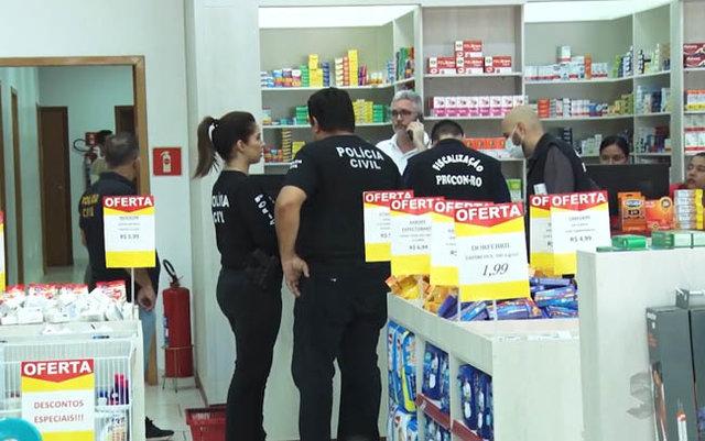 Comércio de Porto Velho é fiscalizado por preços abusivos na venda de álcool gel - Gente de Opinião