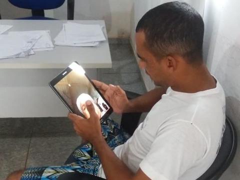 Coronavírus: justiça autoriza realização de videoconferência no sistema prisional