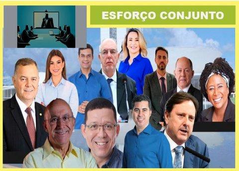 Utilização de 22 milhões de reais no combate ao corona + Rondonienses com corona estão bem + Eleições: vamos pegar a chance!