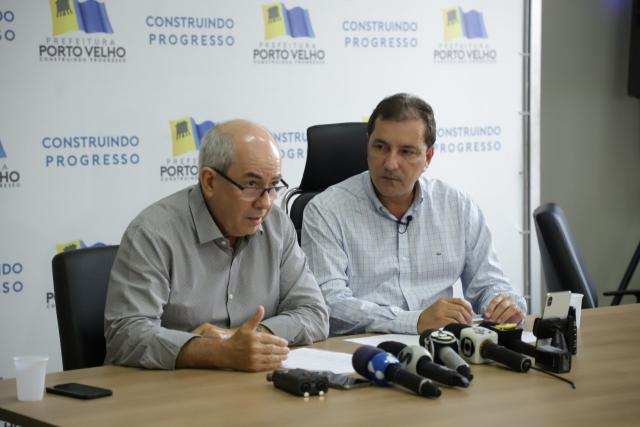 Prefeito Hildon Chaves apresenta medidas para amenizar impacto na economia - Gente de Opinião