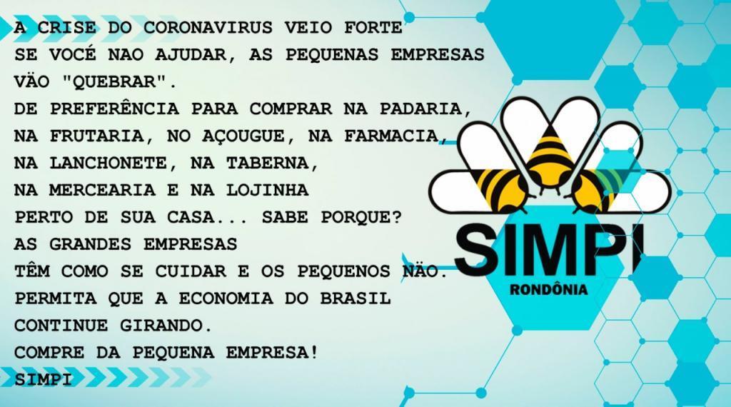 SIMPI realiza campanha em apoio a média, pequena e micro empresa  - Gente de Opinião