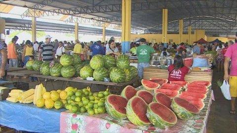 Prefeitura de Porto Velho define ações sanitárias para os mercados e feiras livres