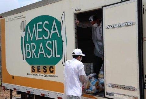 Sistema Fecomércio/Sesc realiza Campanha Solidária em Rondônia
