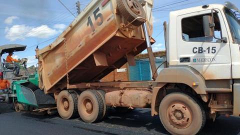 Prefeitura de Porto Velho dá prosseguimento às obras no bairro Flamboyant