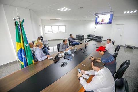 Prefeitos e secretários municipais relatam a deputados dificuldades para enfrentar pandemia do Coronavírus