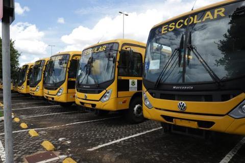 Prefeitura de Porto Velho divulga edital de contratação para 146 monitores dos ônibus escolares