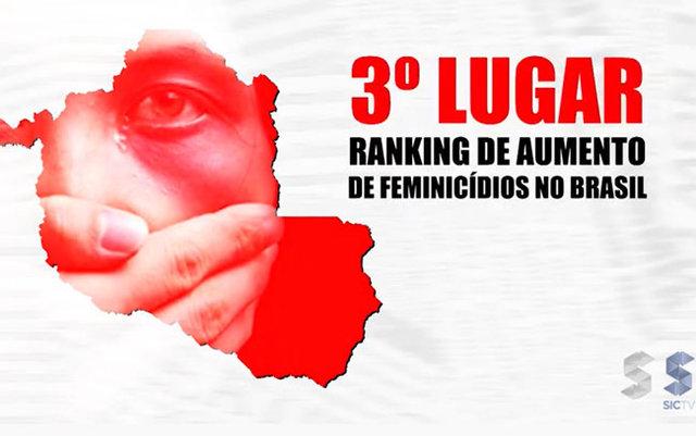 Violência contra a Mulher: Rondônia é o terceiro estado mais violento do país - Gente de Opinião