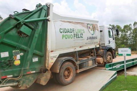 Ji-Paraná: prefeitura encerra atividade no lixão e passa a utilizar aterro sanitário