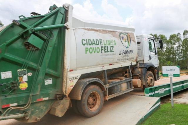 Ji-Paraná: prefeitura encerra atividade no lixão e passa a utilizar aterro sanitário - Gente de Opinião